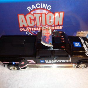 Dale Earnhardt #3 Goodwrench Black Dually